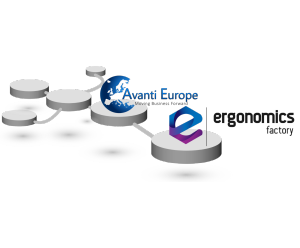 Avanti Europe welcomes Ergonomics Factory