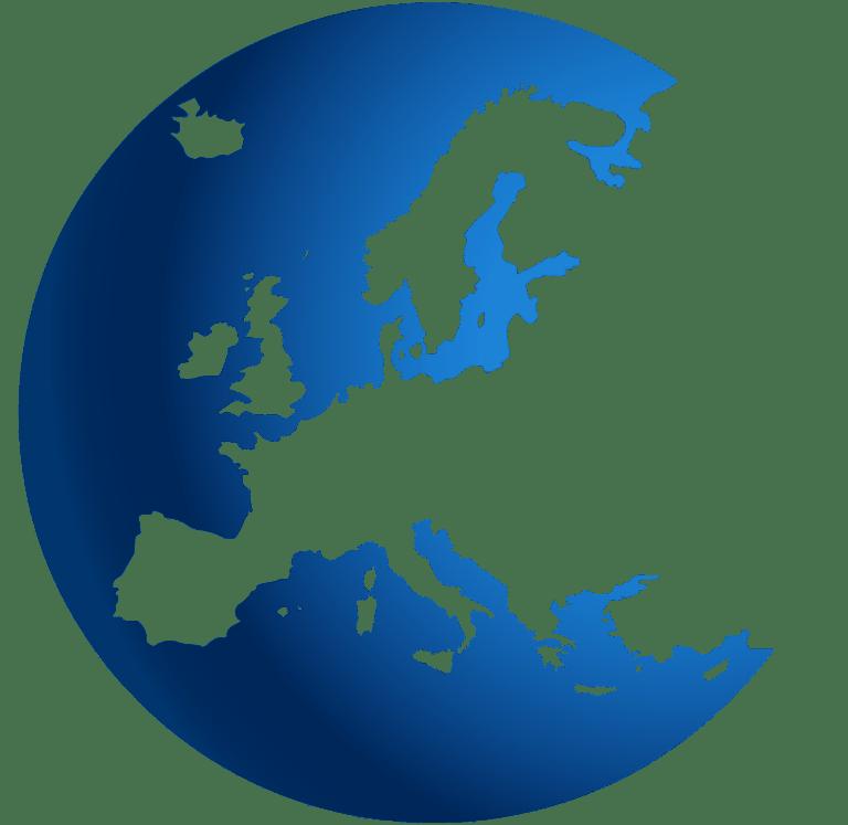 Globe of Avanti Europe