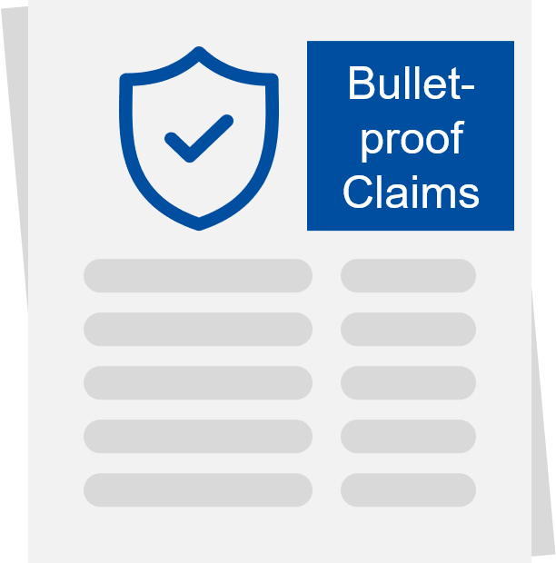 bullet proof claims explained by Avanti Europe Medical Device Experts
